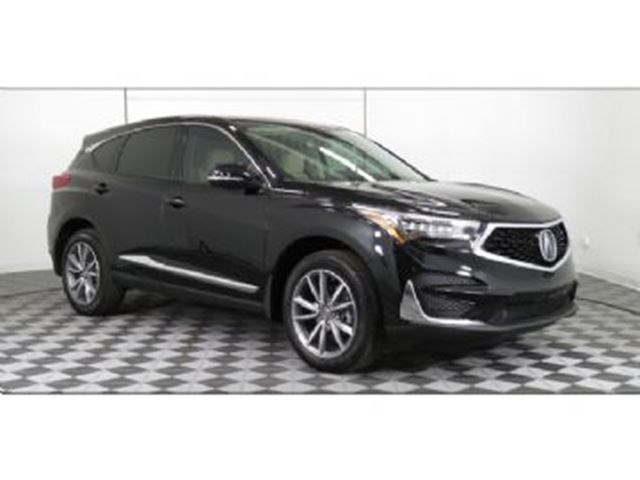 2019 Acura Rdx A Spec Package Black For 737 In Mississauga