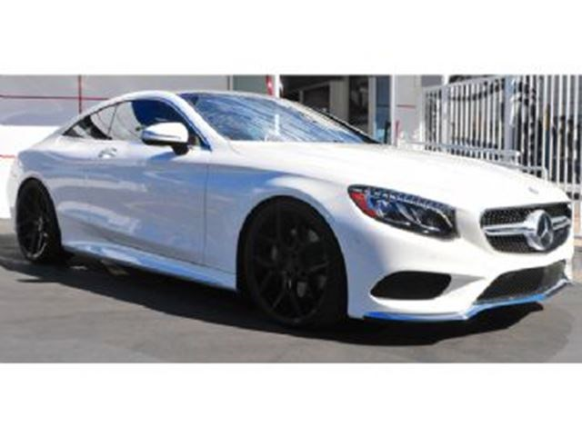 2017 Mercedes Benz S Cl S550 4matic Swb White For 3580 In Mississauga Thepeterboroughexaminer