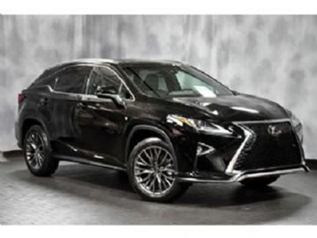 2018 lexus rx rx 350 auto black for 850 in mississauga   thespec