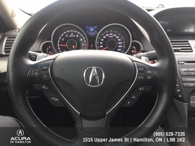 2014 acura tl a-spec a-spec! all wheel drive black for 21995 in