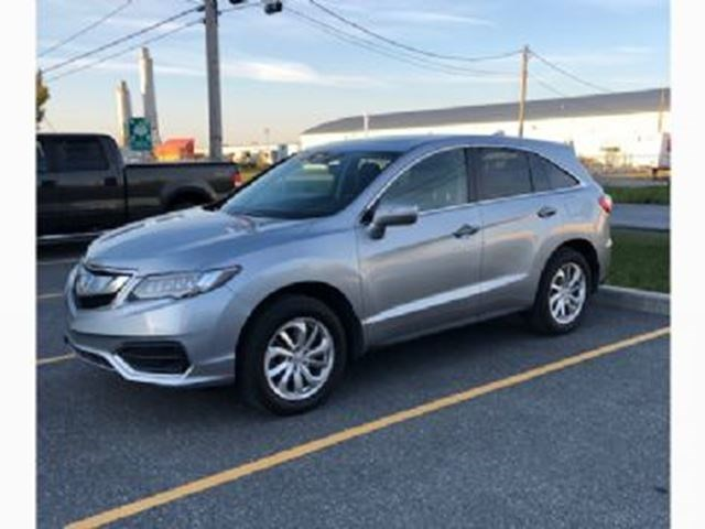 Acura RDX AWD Tech Extended Warranty Lease Guard Silver For - Acura extended warranty