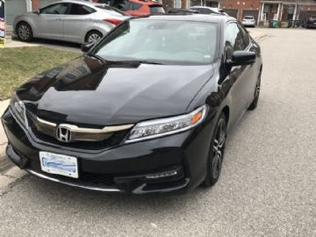 2017 Honda Accord Coupe 2dr V6 Auto Touring Black For 531 In Mississauga Hamiltonnews
