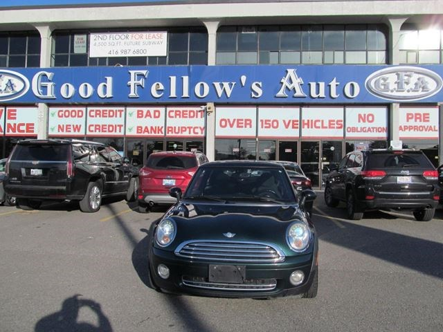 2007 MINI COOPER Special Price Offer Green For 2999 In North