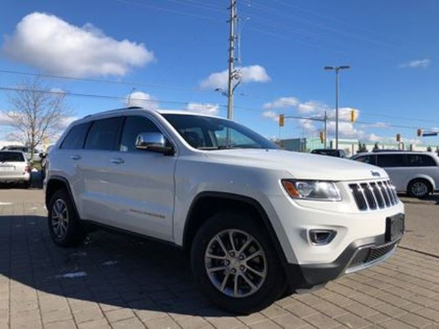 2014 Jeep Grand Cherokee LIMITED**SUNROOF**NAVIGATION