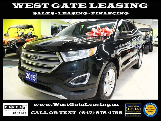 West Gate Leasing >> 2015 Ford Edge