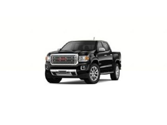 2019 Gmc Canyon Crew Cab Denali Short Box Black For 582 In