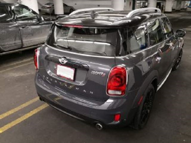 2018 Mini Cooper Countryman S All4 Grey For 650 In Mississauga