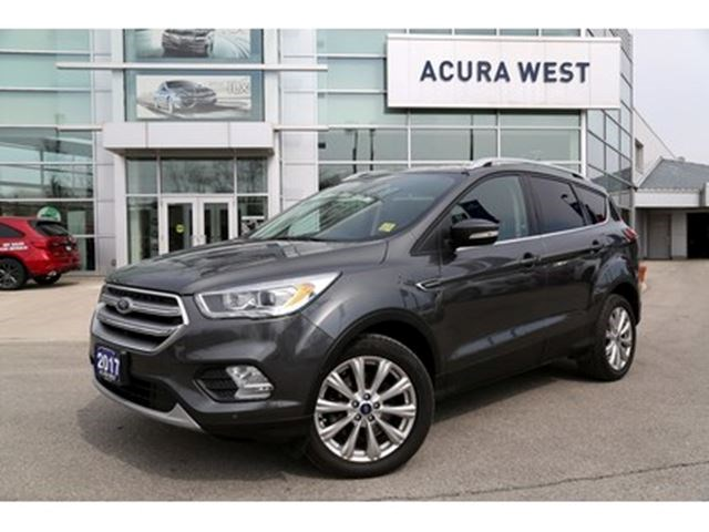 2017 Ford Escape Anium 2 Sets Of Wheels And