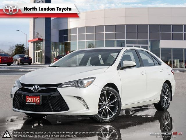 2016 Toyota Camry Xse Comfortable And Ious