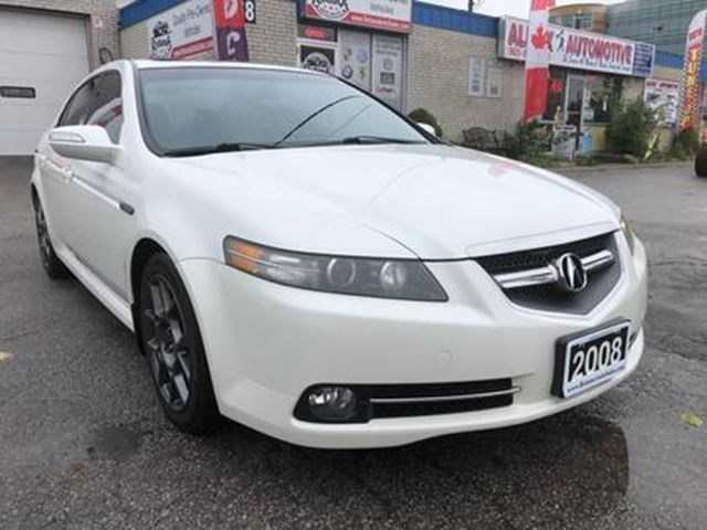 2008 Acura Tl Type S Navigation >> 2008 Acura Tl Type S Navi Backup Cam Sunroof Bluetooth White For