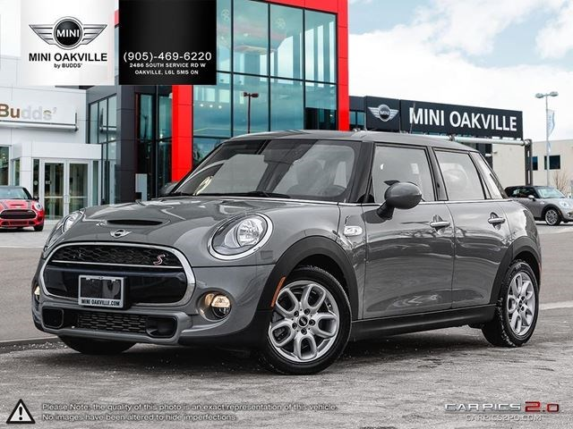 2018 Mini Cooper Cooper S Grey For 28990 In Oakville Cambridgetimesca