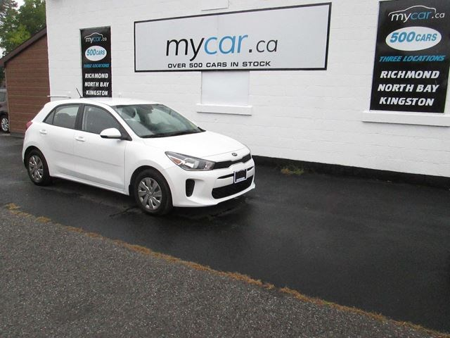 My Car North Bay >> 2018 Kia Rio5