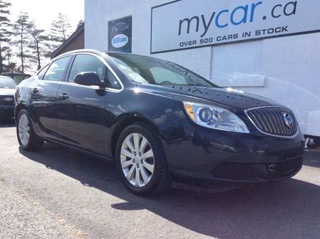 My Car North Bay >> 2015 Buick Verano Powergroup Alloys Blue For 12495 In