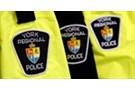 York Regional Police jackets