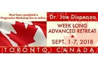 Dr  Joe Dispenza Week Long Advanced Retreat Toronto, Canada