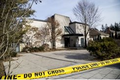 Home where murder victims Honey and Barry Sherman were found
