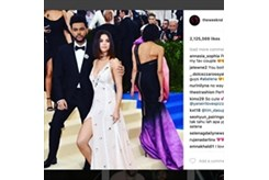 The Weeknd gets approval from Selena Gomez's mother-Image1