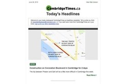 Cambridge News - Latest Daily Breaking News Stories | CambridgeTimes ca