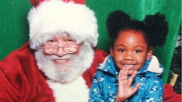 Her 7-year-old big sister was killed by gunfire  Then she, too, was