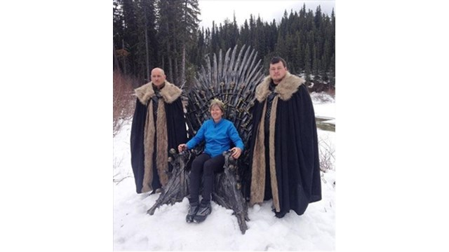 Meet The Canadian Retiree Who Found The Hidden Throne Of Ice From