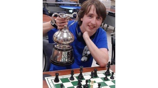 Lindsay's Quin Lang is Peterborough's youngest chess champion