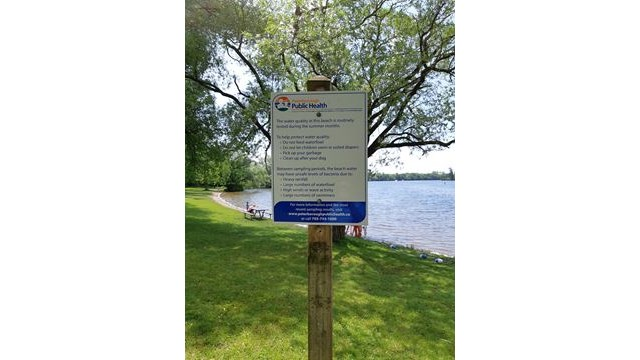 Peterborough Beach Testing Results | MyKawartha com