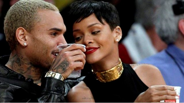 Rihanna fans furious after abusive ex Chris Brown comments on her