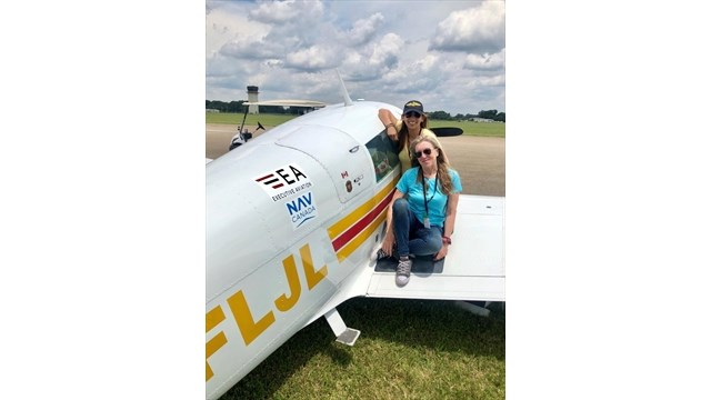 Niagara-on-the-Lake pilot on only Canadian team in 43rd