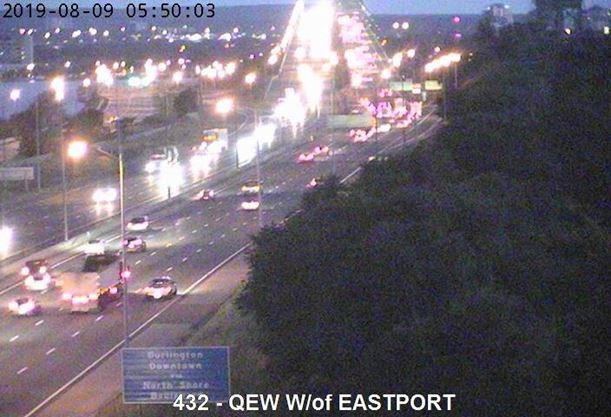 COMMUTERS: Your Friday morning weather and traffic now