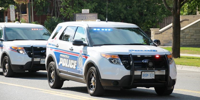 Orangeville police & Orangeville cruiser named second u0027best dressedu0027 police vehicle in ... markmcfarlin.com