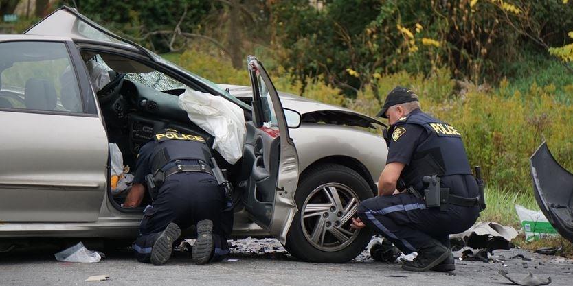 One dead following head-on crash near Alliston   Simcoe com