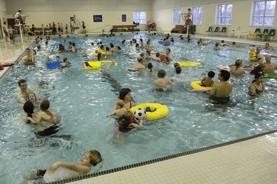 Senior Requests Warm Water Therapy Pool