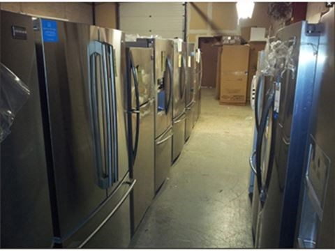 """Scratch and dent"""" appliance outlet in Kitchener offers incredible ..."""