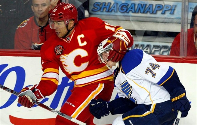 fc57b37591c Iginla returning to Calgary to announce retirement from NHL ...