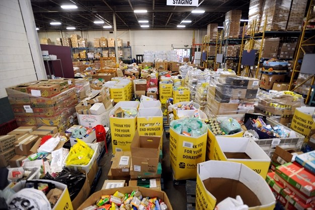 Food Bank In Scarborough Toronto