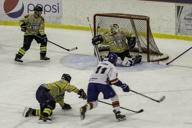ae0dfc49a Pro Hockey Heroes vs Halton Hill