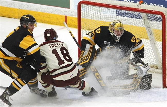 OHL: Sky's The Limit For The Peterborough Petes Now