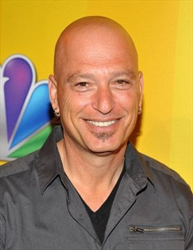 Not hear Howie mandel shaved