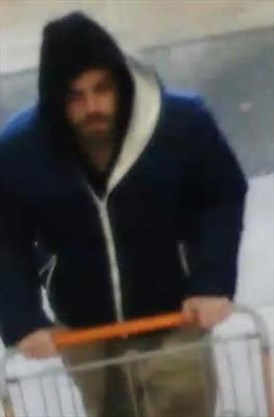 Suspect attempts to steal power tools twice from Vaughan Home Depot