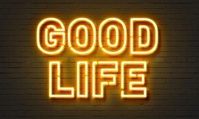 Image result for a good life
