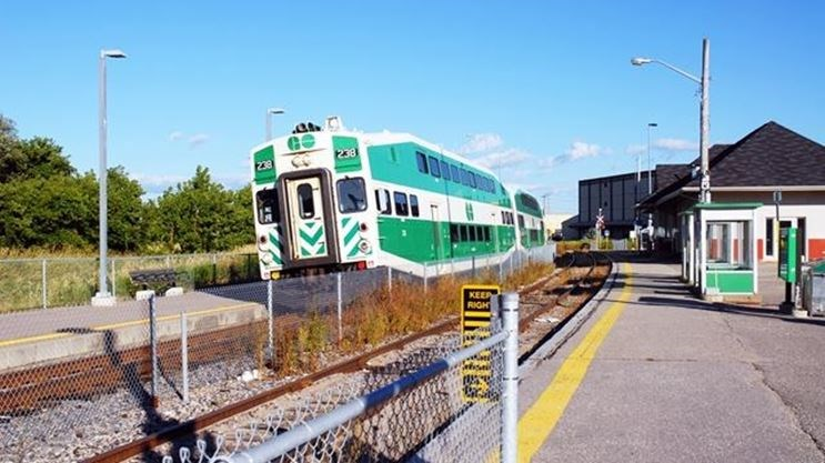 Go Train Schedule Barrie To Union Best Train 2018