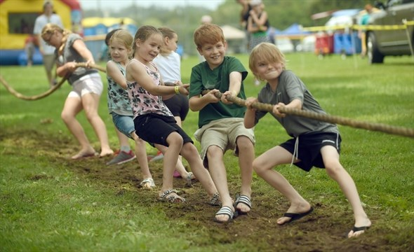 Image result for kids tug of war