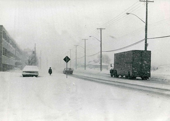 Historical photo: Hamilton snow storms of the past | TheSpec com