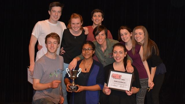 Oakville Trafalgar High School's Improv team captures ...