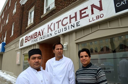 opinion internationally trained chefs launch bombay kitchen in guelphs downtown guelphmercurycom - Bombay Kitchen