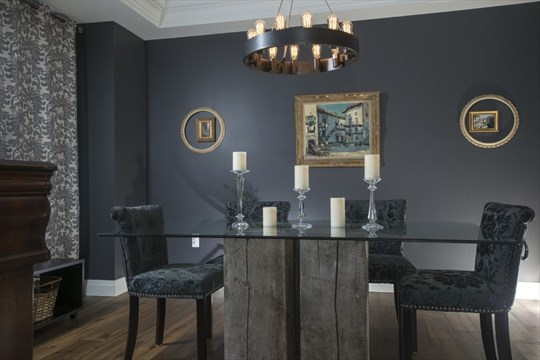 Refined Rustic Not Too Formal And Not Too Fussy But Just Right For The Hustle And Bustle Of Family Life Toronto Com