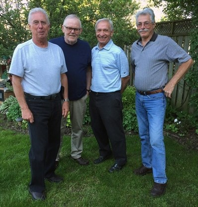 Fort Erie's Ultratones tuning up for reunion shows