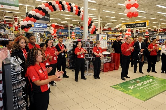 Right Choice Automotive >> Canadian Tire opens new 'smart' store | Mississauga.com