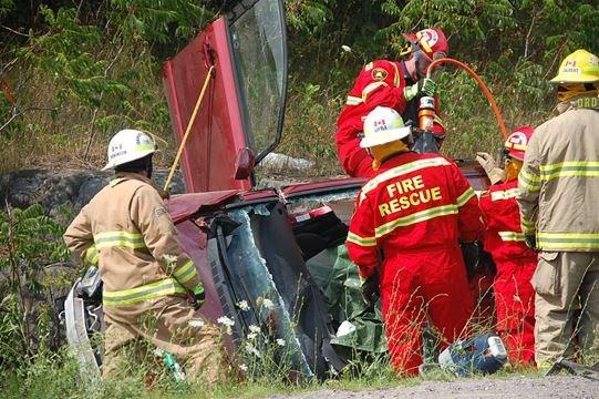 Pair of seniors injured in serious Tweed crash   TheSpec com