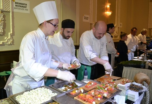 Chefs Accept The Challenge For Victim Services Of Peel Mississauga Com